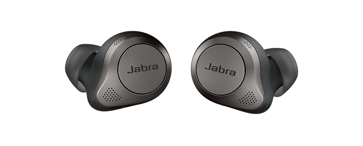 自由に調整可能な ANC を搭載した完全ワイヤレスイヤホン | Jabra Elite 85t